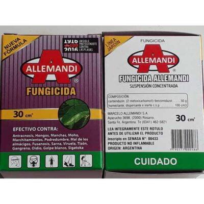 Fungicida ALLEMANDI