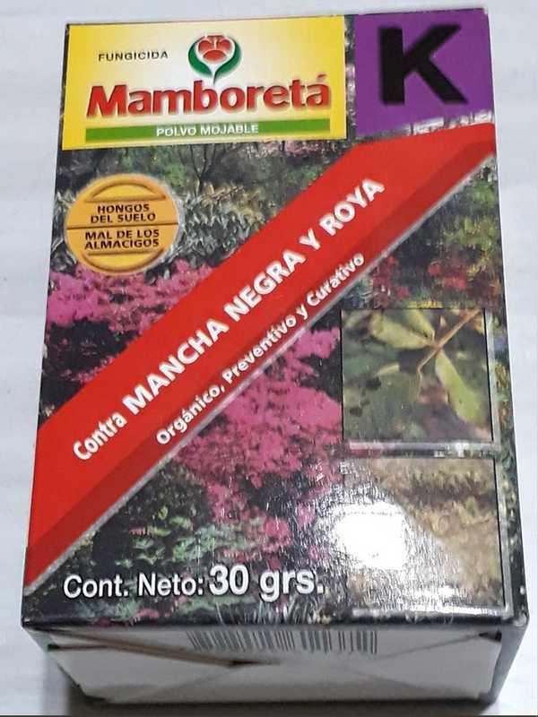Fungicida Mamboreta K