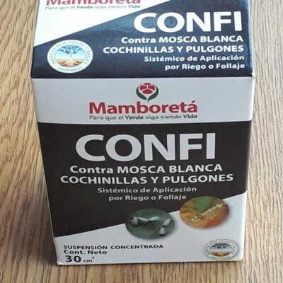 Insecticida sistémico Mamboretá CONFI