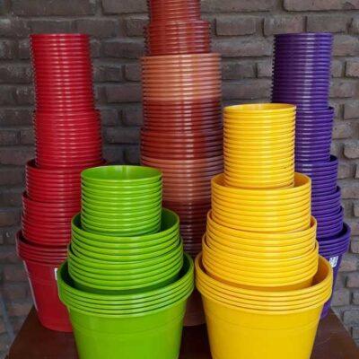 Maceta plástica rocío TA Plastic N 11
